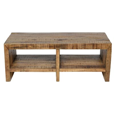 Loon Peak Golden Heights Coffee Table