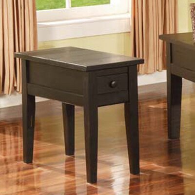 Loon Peak White Mountain End Table
