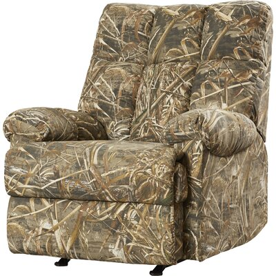 Loon Peak Tabeguache Camouflaged Rocker Recliner