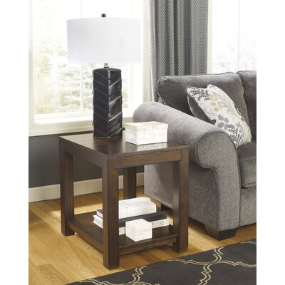 Loon Peak Cattle Creek End Table