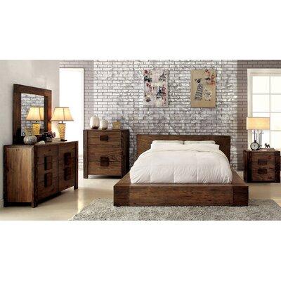 Loon Peak Elliston Platform Customizable Bedroom Set