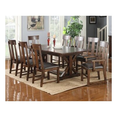 Loon Peak 9 Piece Dining Set