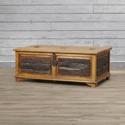 William Sheppee Kerala Blanket Box / Trunk Coffee Table