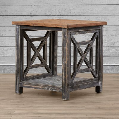 Loon Peak Dolores End Table