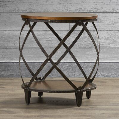 Loon Peak Eufaula End Table