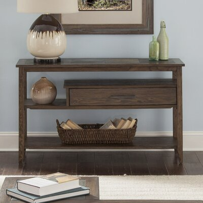 Loon Peak East Pleasant View Console Table