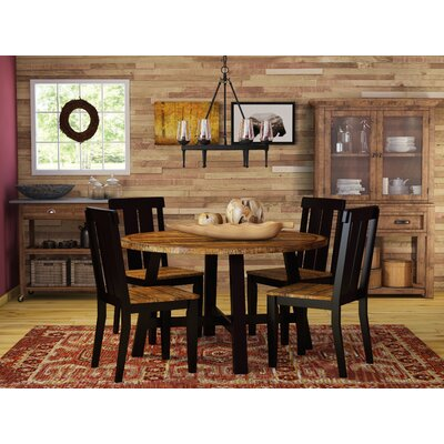 Loon Peak Sangrey 5 Piece Dining Set