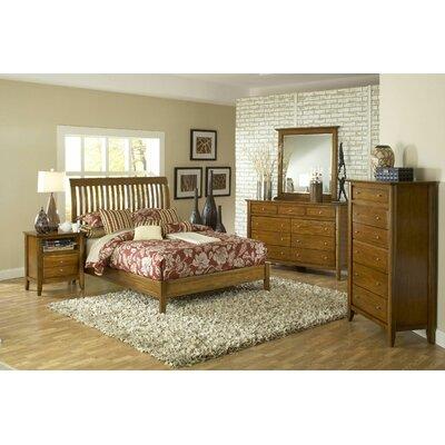 Loon Peak Hudson Panel Customizable Bedroom Set Reviews