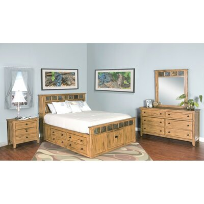 Loon Peak Framingham Panel Customizable Bedroom Set