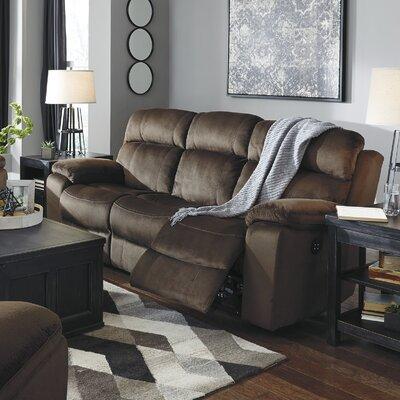 Loon Peak Bayat Power Adjustable Headrest Sofa