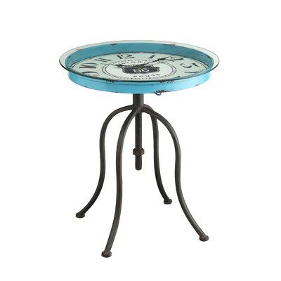 Trent Austin Design Anaheim Clock End Table