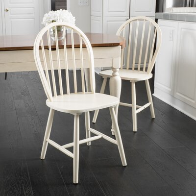 August Grove Geraldine Westminster Side Chair (S..