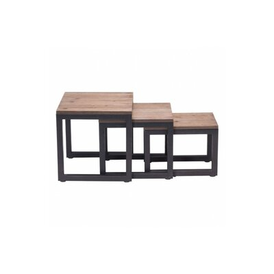 Trent Austin Design Woodlake 3 Piece Nesting Tables
