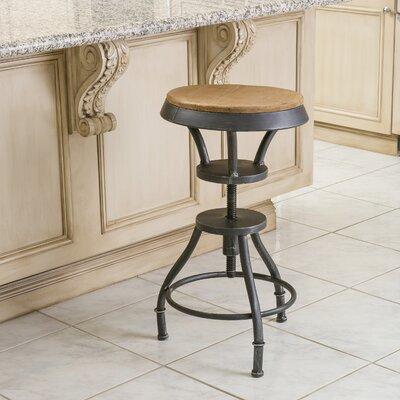 Trent Austin Design Calexico Adjustable Height Swivel Bar Stool