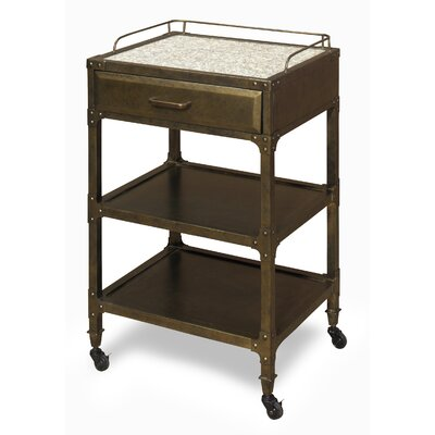 Trent Austin Design Colma Serving Cart