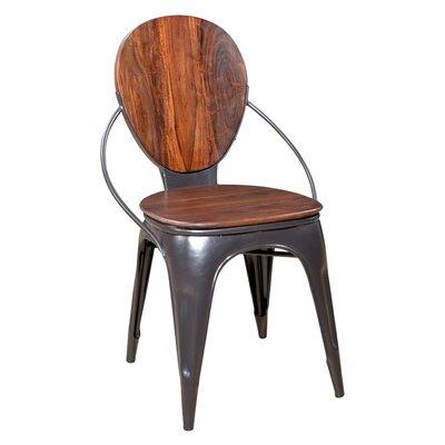 Brayden Studio Abbotstown Arm Chair (Set of 4)