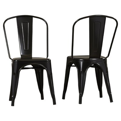 Trent Austin Design Kunkle Stackable Side Chair (Set of 2)