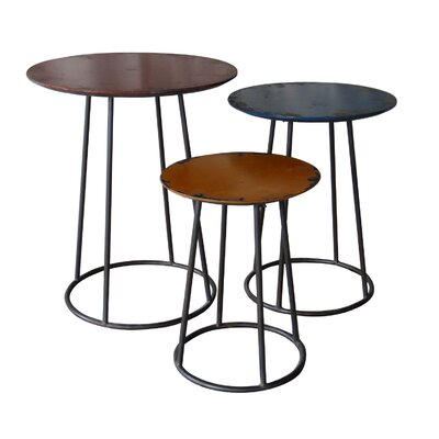 Trent Austin Design Chisos 3 Piece End Table Set