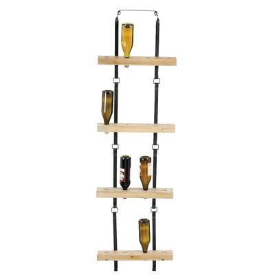 Trent Austin Design 12 Bottle Wall Mounted Wine Rack
