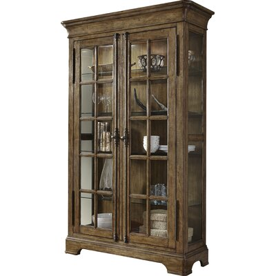 Loon Peak Gilcrest Curio Cabinet