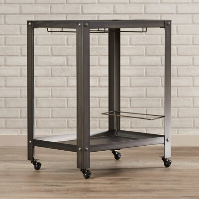 Trent Austin Design Sierra Madre Serving Cart