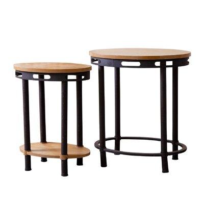 Trent Austin Design Chadwood 2 Piece Nesting Tables