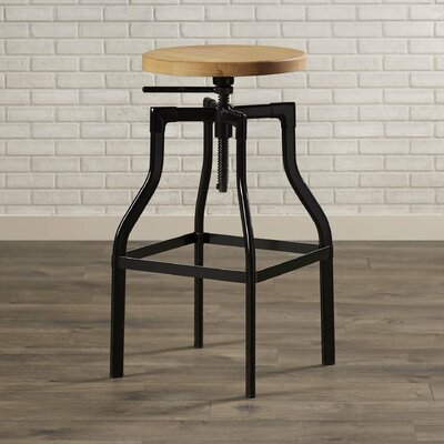 Trent Austin Design Donington Adjustable Height Swivel Bar Stool Image