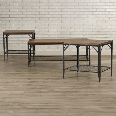 Trent Austin Design Moraga 3 Piece Coffee Table Set