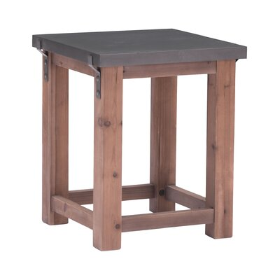 Trent Austin Design Millary End Table