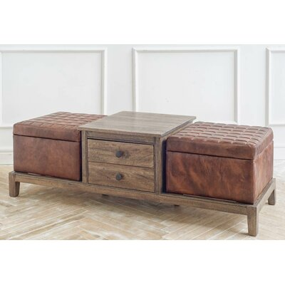 Trent Austin Design North Andover Coffee Table