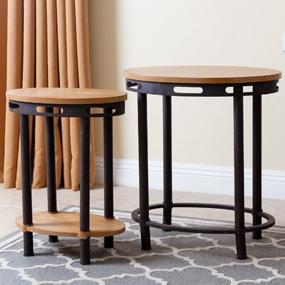 Trent Austin Design Chadwood 2 Piece Nesting Tables