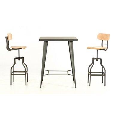 Trent Austin Design Caddo 3 Piece Pub Table Set