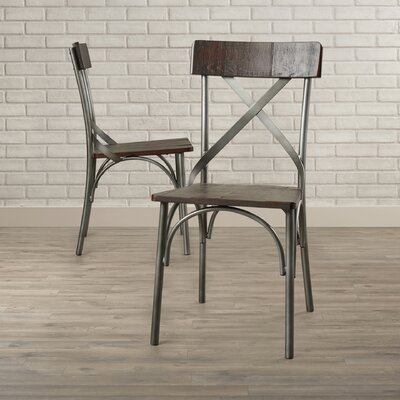Trent Austin Design Davutlar Side Chair (Set of 2)