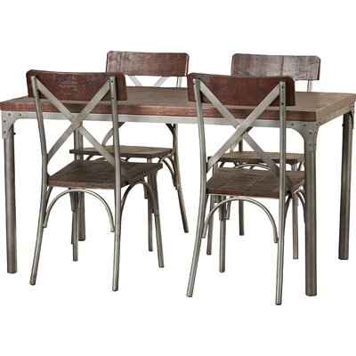 Trent Austin Design Demre 5 Piece Dining Set