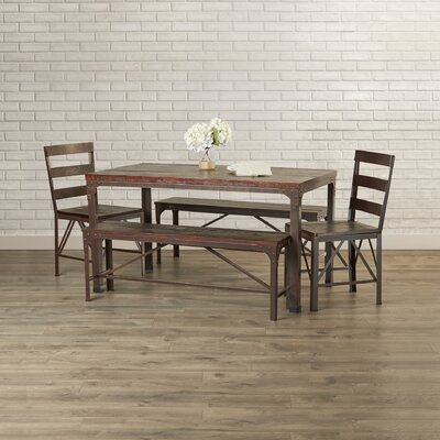 Trent Austin Design Dikili 5 Piece Dining Set