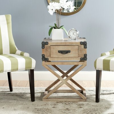 Trent Austin Design Agoura Hills Dunstan End Table