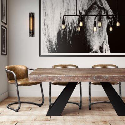 trent austin design makushin dining table reviews wayfair