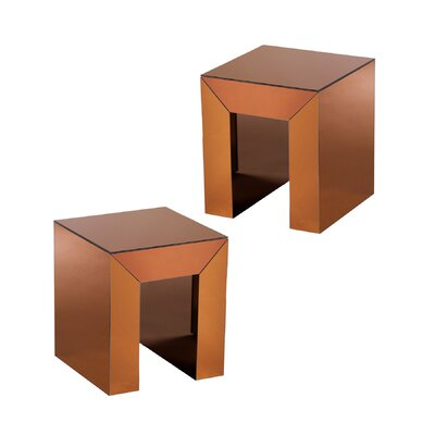 House of Hampton Hepburn End Table (Set of 2) Image