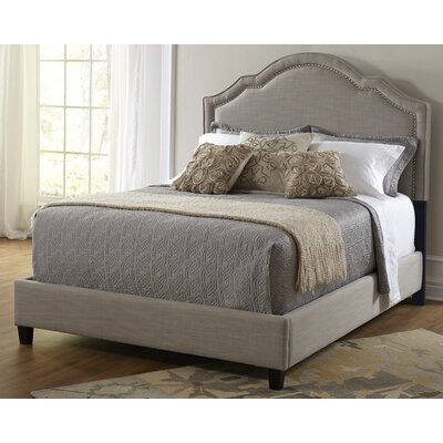 House of Hampton Upholstered Panel Bed