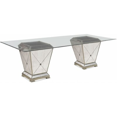 House of Hampton Sandbach Rectangular Dining Table