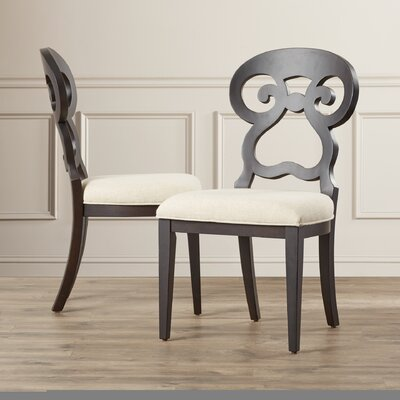 House of Hampton Channing Parsons Chair (Set of 2)