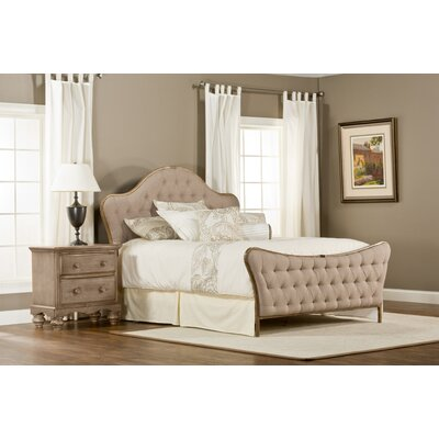 House of Hampton Stoumont Upholstered Bed
