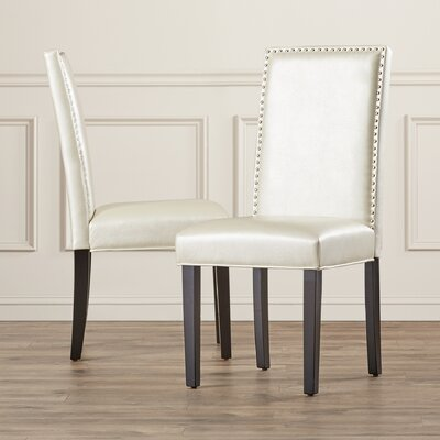 House of Hampton Stewart Parsons Chair (Set of 2)