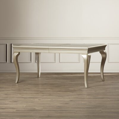 House of Hampton Lane Extendable Dining Table
