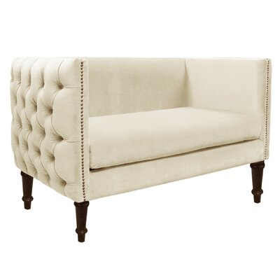 House of Hampton Hayworth Settee Loveseat