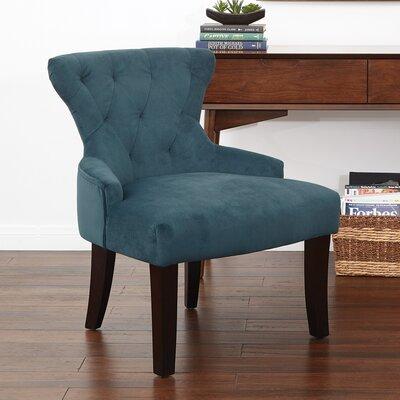 House Of Hampton Feldman Upholstered Slipper Chair
