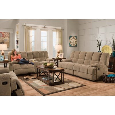 Cambridge Penn Double Reclining Loveseat