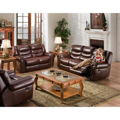 Cambridge Lancaster 3 Piece Living Room Set
