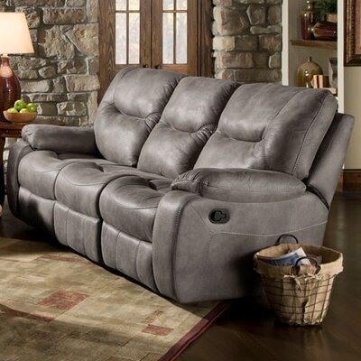 Cambridge Garrison Double Reclining Sofa