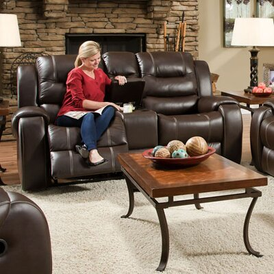 Cambridge Clark Double Reclining Loveseat